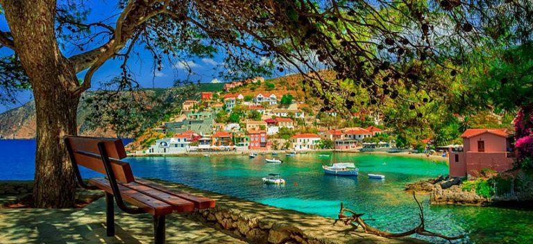 Grecia, la bella Argostoli a Cefalonia