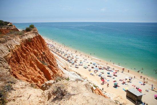 Falesia Beach, Portogallo